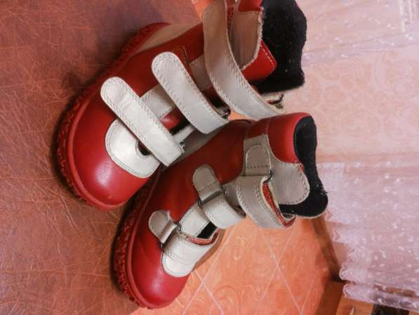 Ботинки на осень-весну