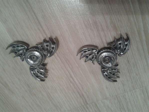 Спиннер (spinner) металлический Дракон (новый).