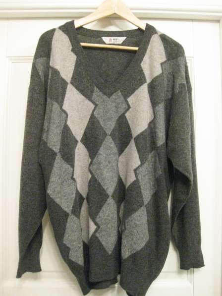 Пуловер Аргайл