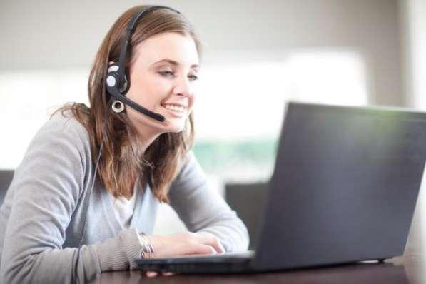 Менеджер информационных услуг, работаем дома