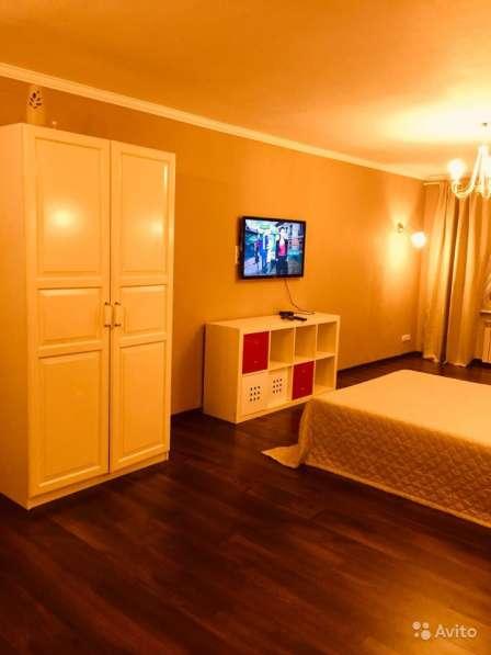Уютная однокомнатная квартира рядом с Эксимер, ЖД и АВ в Ростове-на-Дону фото 4