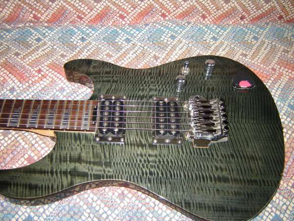 Гитара yamaha RGX 620 DZ в Ростове-на-Дону фото 4