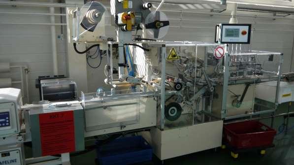 """Машина упаковочная M.C. Automations italia для конфет """" обтя"""