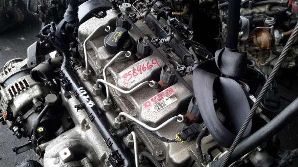 Двигатель D4EB 2.2 Hyundai Santa
