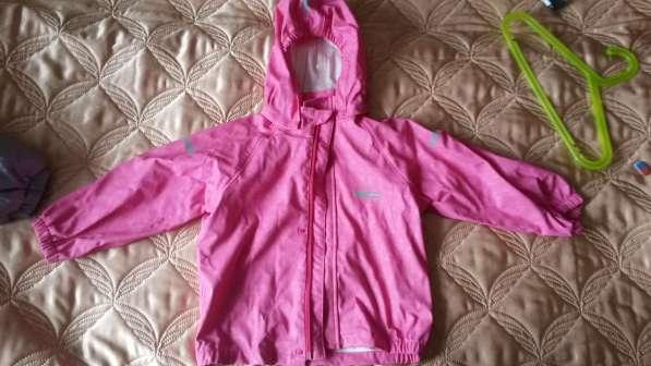 Продам резиновую куртку Reima