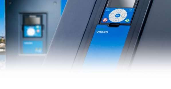 Преобразователь частоты Vacon0010-3L-0012-4+DLRU