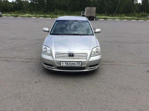 Toyota, Avensis, продажа в Омске