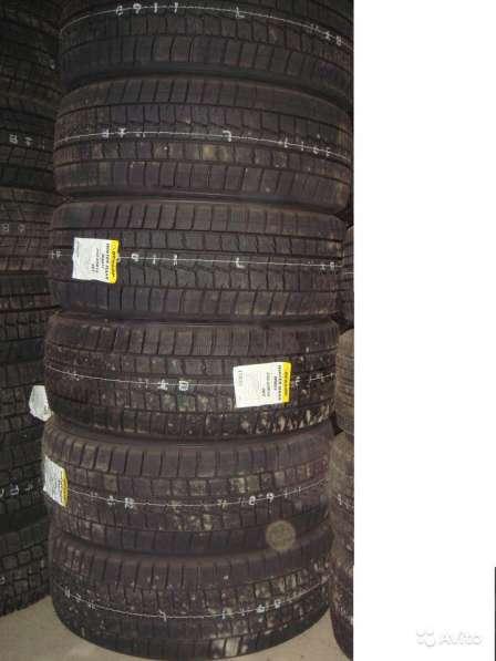 Новые зимние Dunlop 215/60 R16 WS5 Германия