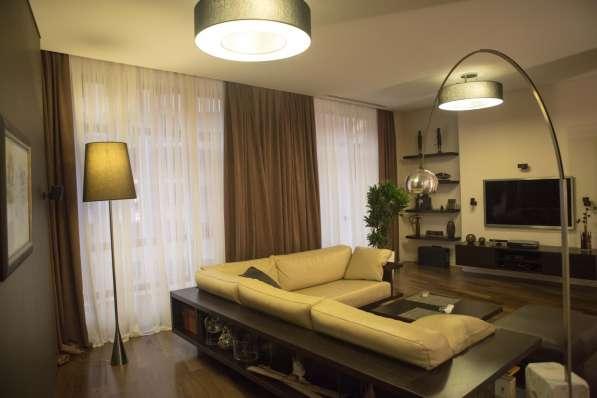 Шикарная квартира в Маленьком центре Еревана