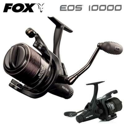 Катушка карповая FOX EOS 10000