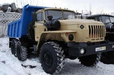 Самосвал Урал совок дв. ЯМЗ-238 полный заводской капремонт