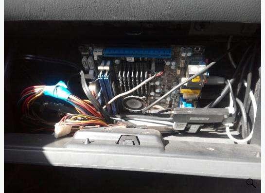 Комплект Car PC (компьютер в автомобиле) в Новосибирске