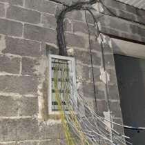 Электромонтажные работы любой сложности, в Омске