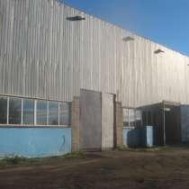 Продаю производственно-складское здание 1200кв.м ., в Великом Новгороде