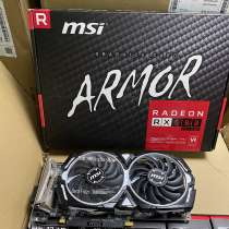 New MSI RX580 8GB Armor SP Graphic Card for Gaming and Mini, в г.Лагос
