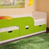 Кровать детская Минима Лайм, в Владимире