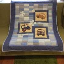 Детское лоскутное одеяло, в Омске