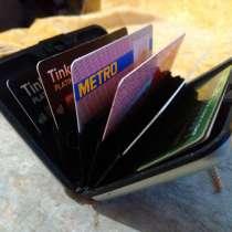 Футляр для банковских карточек, в г.Ижевск
