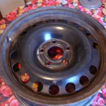 Продаю б\у оригинальные колёсные диски для Зафира Б, в г.Санкт-Петербург