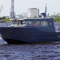 Скоростной морской катер Баренц 900, в Архангельске