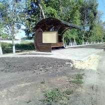 Остановочные павильоны, в Саратове