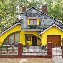 Строительство домов. Проектирование домов, в Красноярске