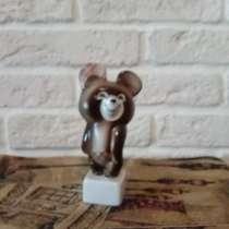 Мишка олимпийский, в Мытищи
