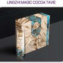 Напиток Lingzhi Magic Cocoa (Линчжи мэджик Кокоа), в Домодедове