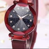 Часы женские Starry Sky Watch c магнитным ремешком водонепр, в г.Новодружеск