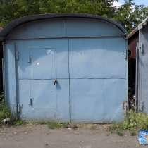 Сдаю металлический гараж, в г.Омск