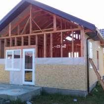 Строительство Каркасных домов, в Краснодаре