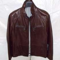 кожаную куртку кожа Темно-цветная., в г.Кемерово