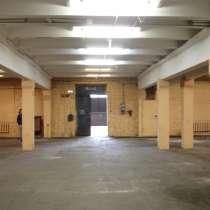 Аренда отапливаемого производственно-склад. помещения. 492м, в Санкт-Петербурге