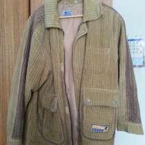 Продам мужскую вельветовую куртку для пожилых людей, в Ижевске