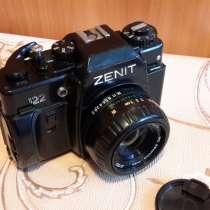 Плёночный зеркальный фотоаппарат Зенит 122, в Санкт-Петербурге