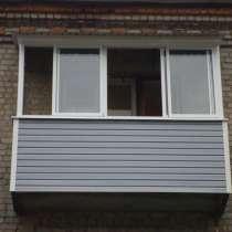 Установка окон и балконов, холодильников под окном, в Муроме