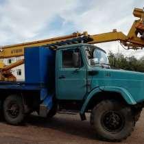 Продам Автовышка телескопическая АГП 18.04-1 на ЗИЛ-131, в Самаре
