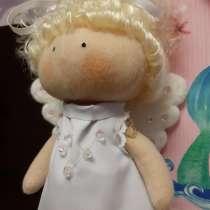 Интерьерная кукла Ангел, в Сургуте