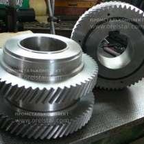 Производство Зубчатых колёс,шестерён,вал-шестерен,шевронные колеса,оси,валы и т.д., в Орле