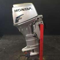 Лодочный мотор Honda BF30, в Москве