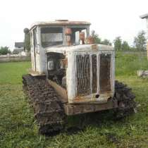 Гусеничный трактор Т-74, в г.Минск
