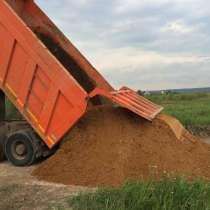 Песок с доставкой от 1 до 20 тонн, в г.Минск
