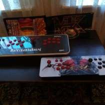 Аркадные игровые приставки (Arcade stick gamepad)+Roms, в Москве