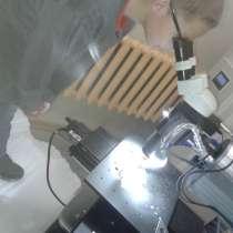 Лазерная сварка, лазерная маркировка, лазерная закалка, в Новосибирске