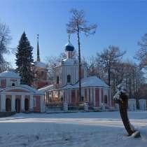 Итальянский шарм русской провинции, автобусный тур на 2 дня, в Москве