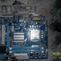 Материнки LGA775 память DDR2 блок пит HDD, в Балашихе