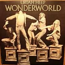 Пластинка виниловая Uriah Heep – Wonderworld(SCAN), в Санкт-Петербурге