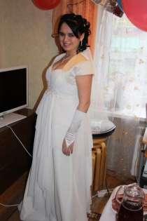 Свадебное платье. Возможен торг, в Щелково