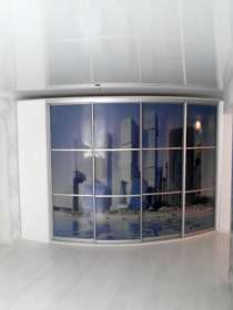 Радиусный шкаф-купе, в Хабаровске