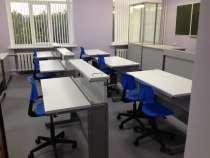 Лабораторная мебель для класса химии Ароса Челябинск, в Челябинске